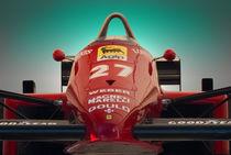 1985 Ferrari 156/85 F1 Nose von Stuart Row