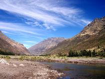 Sacred Valley 3 von Gitta Wick