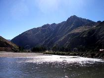 Sacred Valley 2 von Gitta Wick