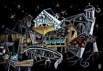 Regata-storica-venezia-gondola-paintings-for-sale