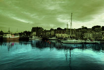 The Harbour at Padstow von Rob Hawkins