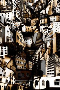 City Waves b&w von florin