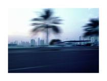 dubai skyline by Oliver Krug