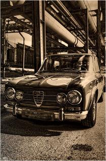Alfa-Romeo Guilia Super 1,6 von Nicole Frischlich