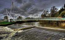 Millers Bridge  von Rob Hawkins