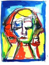 Between femme III von Doreen Schmidt
