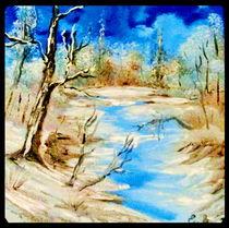 'Winter' by Eva Borowski