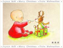 Joyeux Noël bébé von sarah-emmanuelle-burg