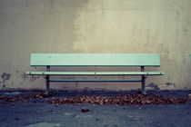 A Bench by Jeff Seltzer
