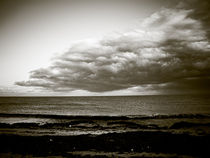 Storm Clouds and The Sea by Jamie Starling