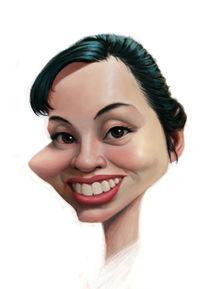 caricature by cumeo