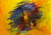 Untitled Abstract 010313 by David Lane