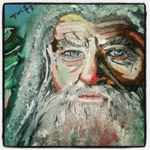 Gandalf The Grey by Eti Tritto