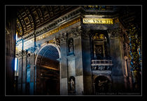 St. Peter's Basilica by Chris Rüfli Photography