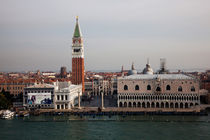 Piazza San Marco - Venice by Gillian Sweeney