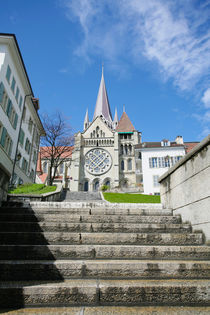 Cathedral-of-lausanne-switzerland