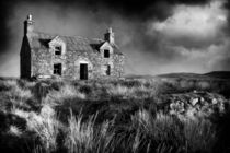 Abandoned croft von Paul Davis