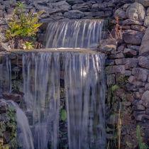 Rock-waterfall