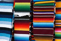 Colourful Mexican Rugs by John Mitchell