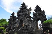 temple in bali, indonesia von huiwen chen