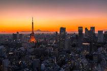 Tokyo 01 von Tom Uhlenberg