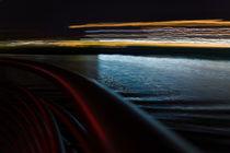 Mysterious Light Tracks by Paul Artner