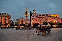 Sevilla am Abend by ralf werner froelich