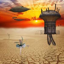 Fantasie Welt by Susann Mielke