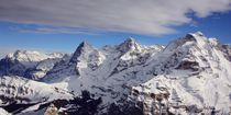 Jungfraumassiv by Bettina Schnittert