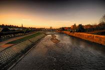 River Exe at Tiverton by Rob Hawkins