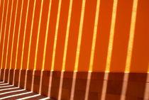 Light and Shadows Stripes von John Mitchell