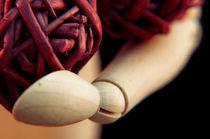 Wood hand von Maria Livia Chiorean