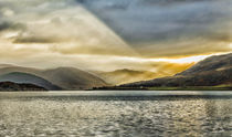Storm Clouds over Loch Broom by braveheartimages
