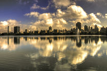 East Side Reflections  von Rob Hawkins