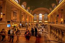 New York Grand Central von Rob Hawkins