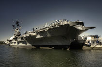 The USS Intrepid  by Rob Hawkins