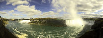 Niagara Panorama by Rob Hawkins