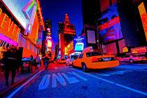 Times Square Nitelife by Rob Hawkins