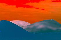 Orange by Peter Bickerle