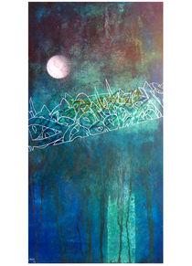 Mond von Adel Ibrahim