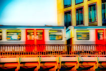 Untergrundbahn by fraenks