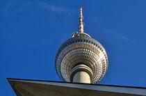 FERNSEHTURM - Alexanderplatz - Berlin  by captainsilva