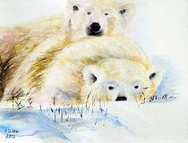 Polarbären von Irina Usova