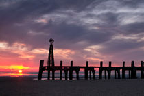 Ribbles Remnants at Lytham von Chris Frost