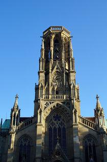 Neugotische Kirche - Johannes Kirche von Yven Dienst