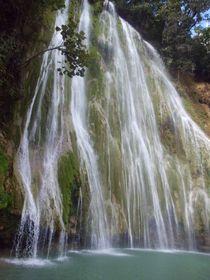 'Original Waterfall, Samana' by Tricia Rabanal