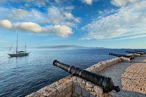 Hydra island, Greece by Constantinos Iliopoulos