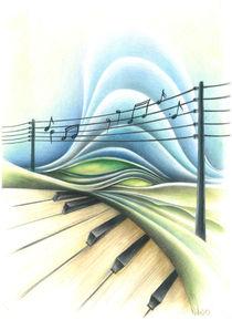 Pianoscape by Nikos Xilakis