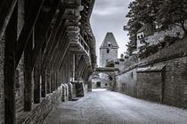 Burg Trausnitz by Bernhard Rypalla