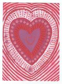 Pink Heart by Tasha Goddard
